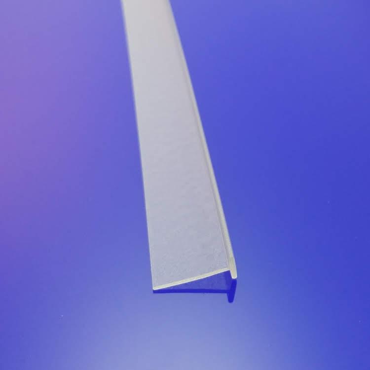 Afbeelding 3 - Exa-Lent Universal DS49200 inschuifrubber voor doucheprofiel 200cm lengte - 16mm hoog