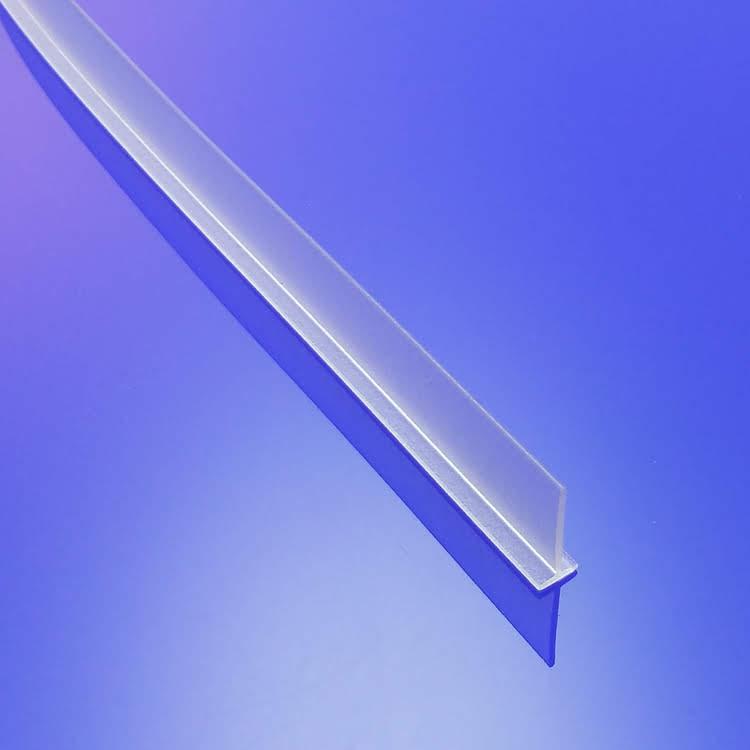 Afbeelding 2 - Exa-Lent Universal DS49200 inschuifrubber voor doucheprofiel 200cm lengte - 16mm hoog
