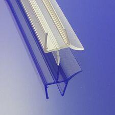 San4U Sealday SD236 afdichtprofiel voor onderkant douchedeur, 200cm, 10mm