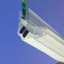 Exa-Lent Universal DS202006 - M06121200 helder doucheprofiel magneet 45 graden (set van 2 stuks) 200cm 6mm